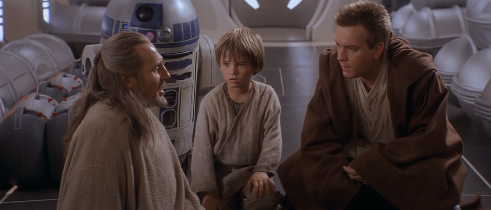 Star Wars: Episode I - The Phantom Menace Movie Review