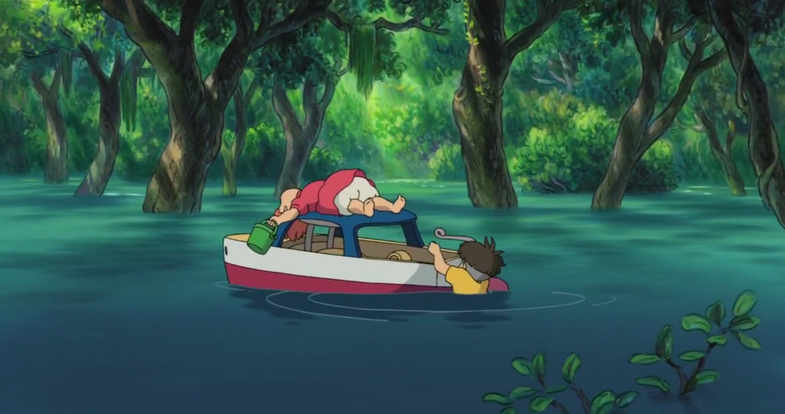 Ponyo Movie Review