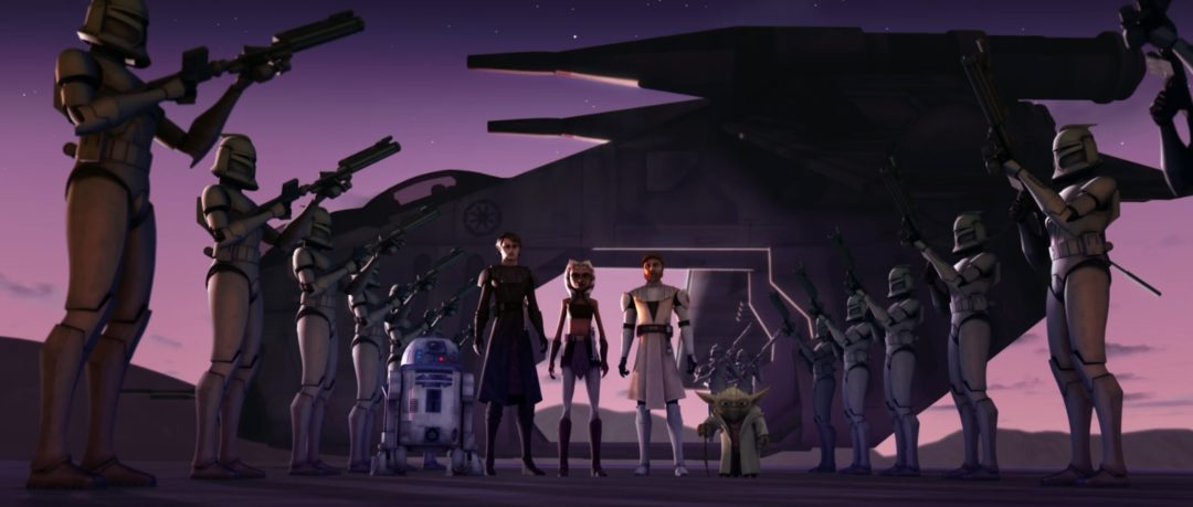 Star Wars: The Clone Wars Movie Review