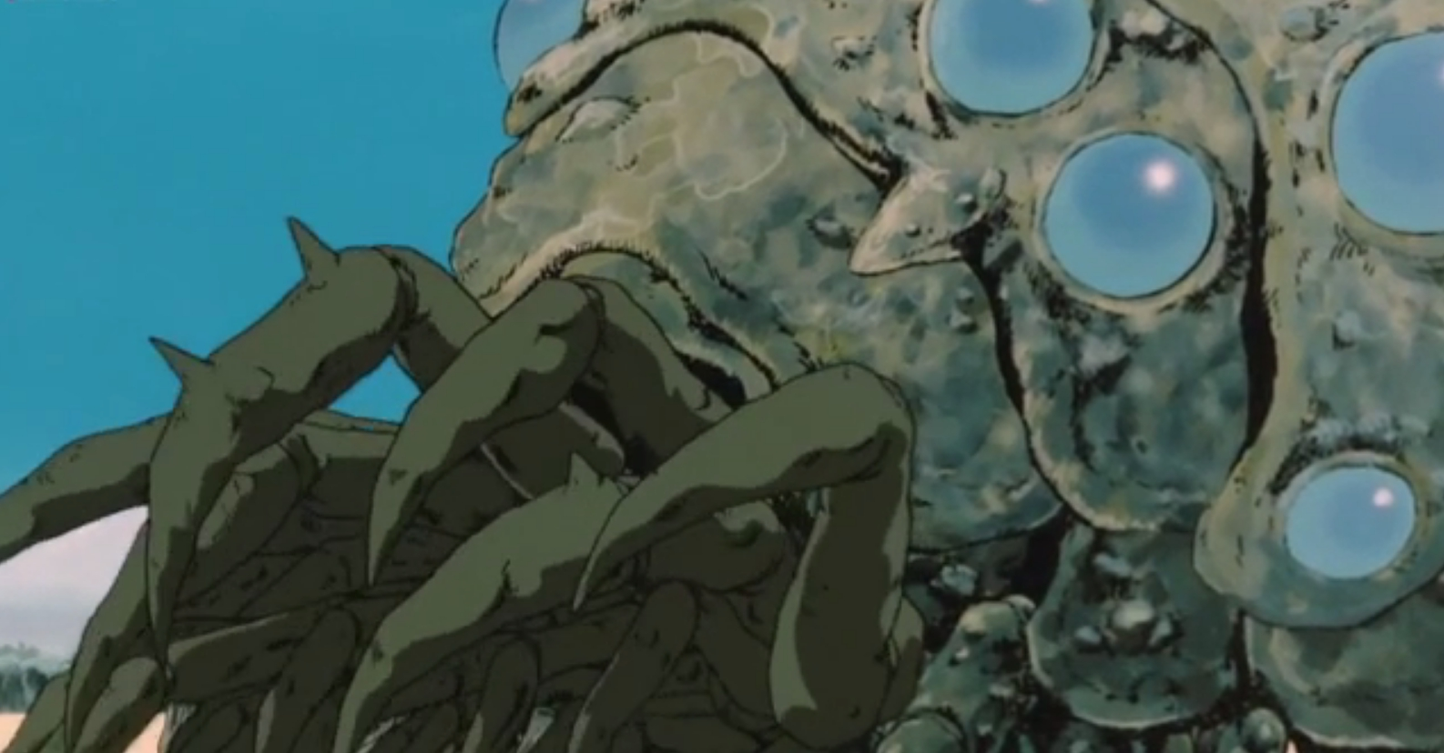 Nausicaä of the Valley of the Wind Movie Review