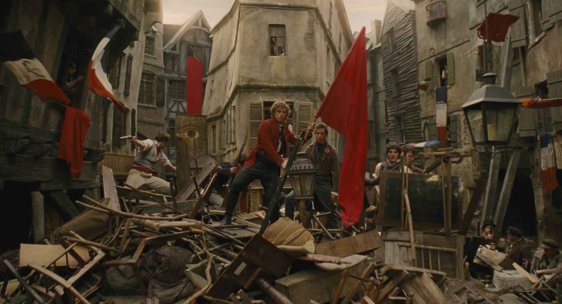 Les Miserables Movie Review Movie Reviews Simbasible