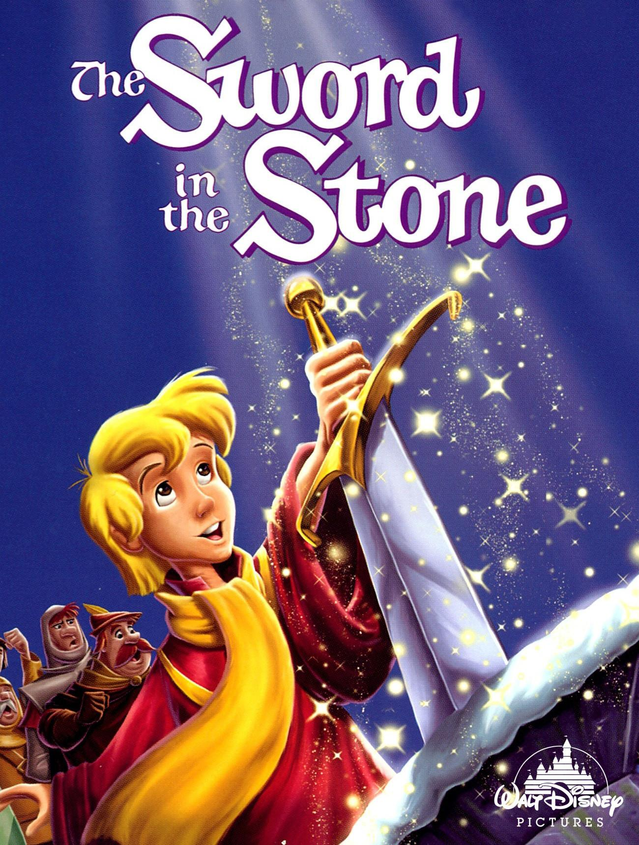 The sword in the stone book 1939 the adventures